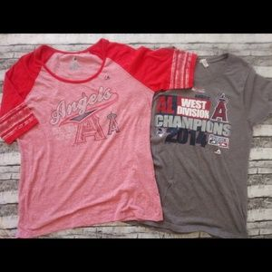 Two Angels t shirts